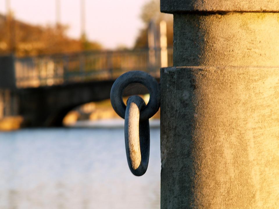 Landing, Canal, Boat Tie, Dock, Waterway, Pier, Harbor