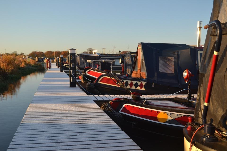 Narrowboat, Waterway, Canal, Boat, Barge, England