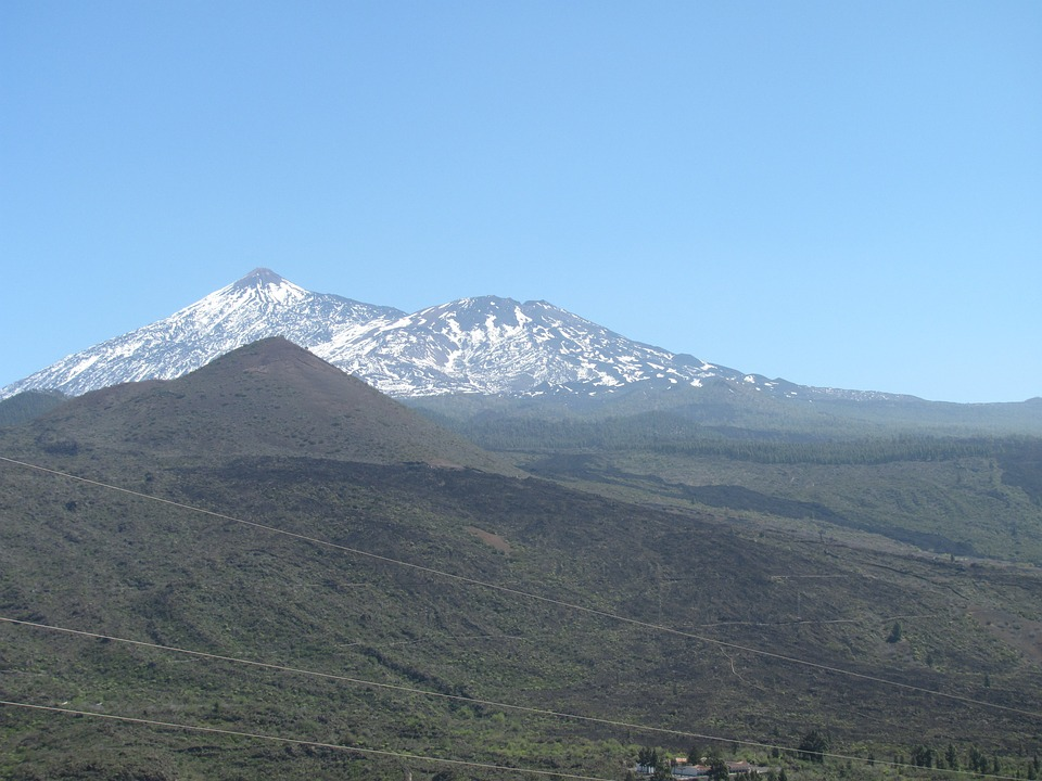 Tenerife, Teide, Mountains, Canary Islands, Nature