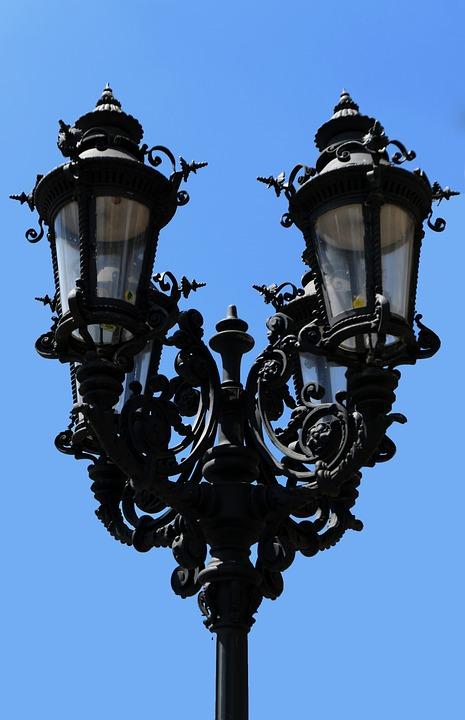 Candelabra, Lamp, Light, Lighting, Chandelier, Lantern