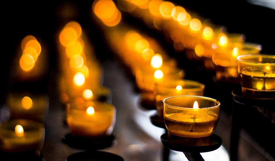 Candle, Candlelight, Flare-up, Brand, Wax, Celebration