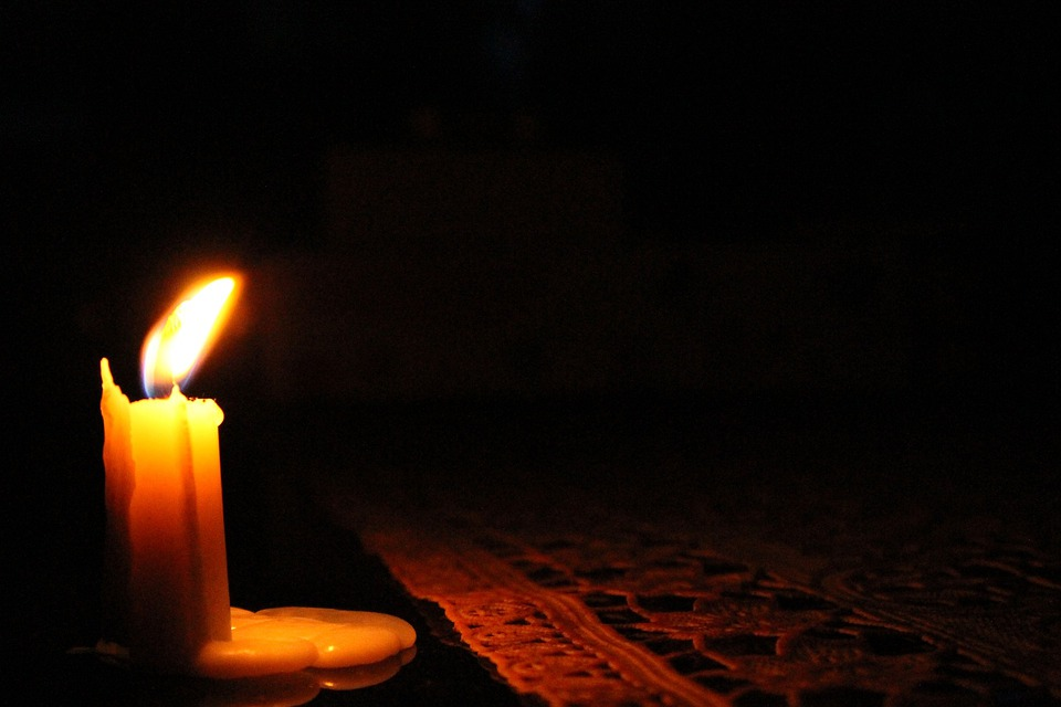 Candle, Light, Fire, Flame, Burn, Candlelight, Harmony