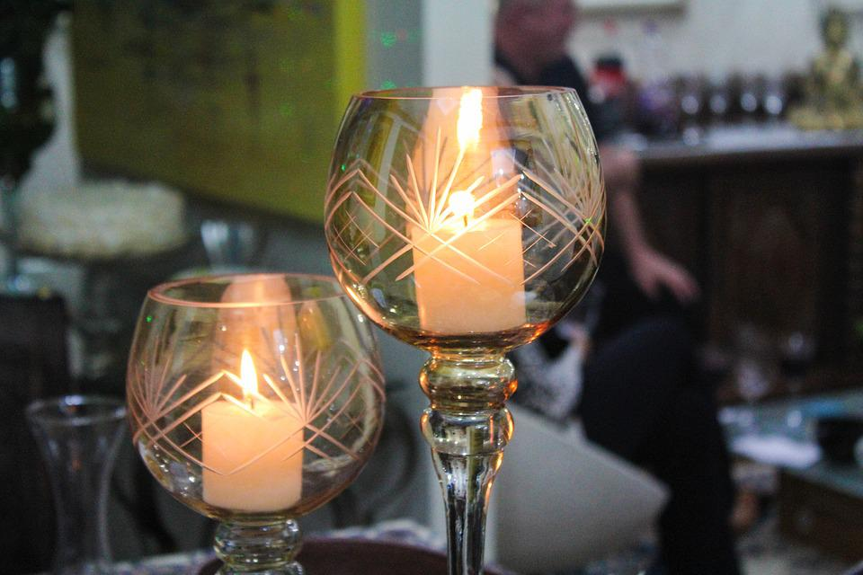 Candles, Candleholder, Candlesticks, Candle, Light