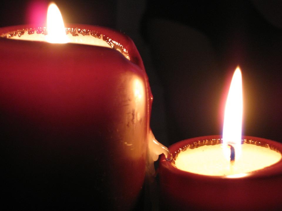 Candle, Fire, Christmas Mood, Christmas Eve, Light