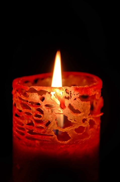 Candle, Fire, Flame, Light, Mood, Wax Candle, Christmas