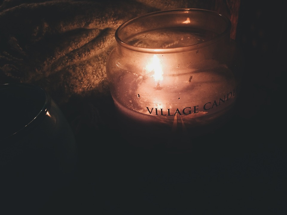 Candle, Dark, Light, Fire, Flame, Night, Holiday