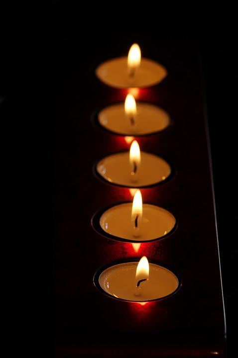Candle, Light, Fire, Tradition, Illumination, Flame