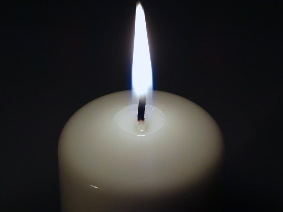 Candle, Candlelight, Flame, Candle Flame, Light, Dark