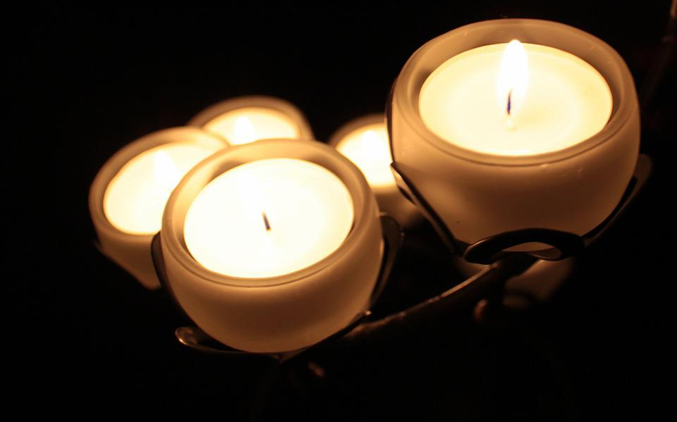 Candle, Candle Holders, Light, Romantic, Candlelight