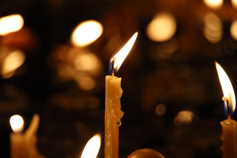 Candle, Flame, Prayer, Meditation