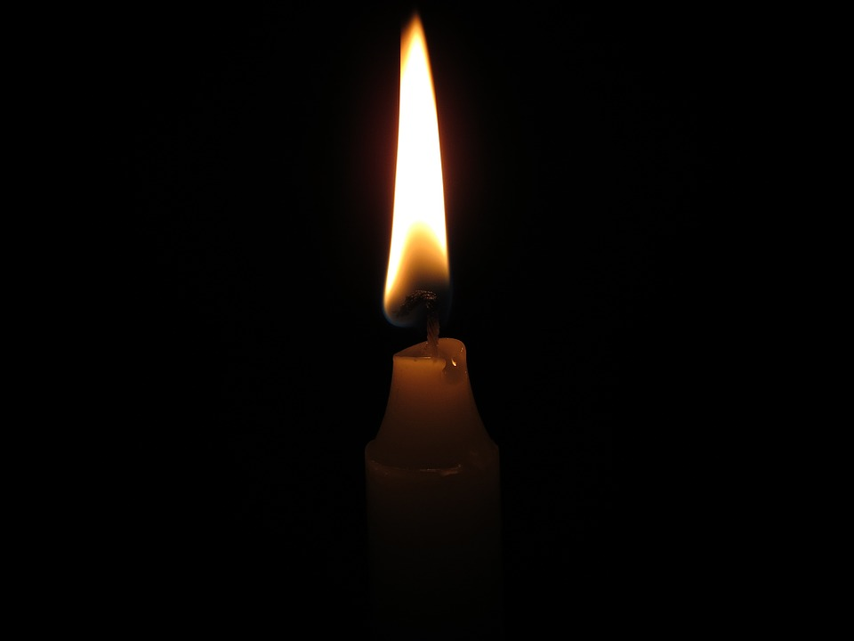Candlelight, Candle, Second