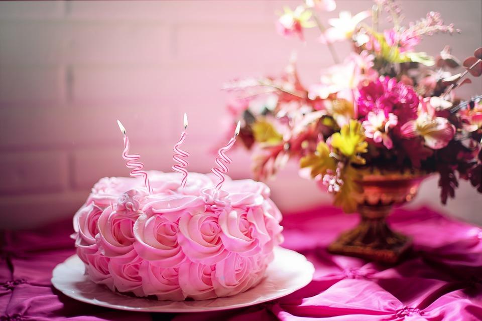 Birthday, Cake, Candles, Bithday Cake, Birthday Candles