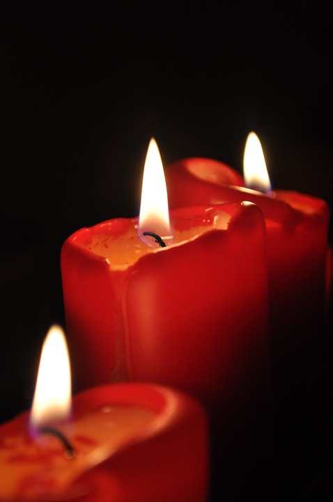 Christmas, Candles, Advent, Christmas Time, Mood