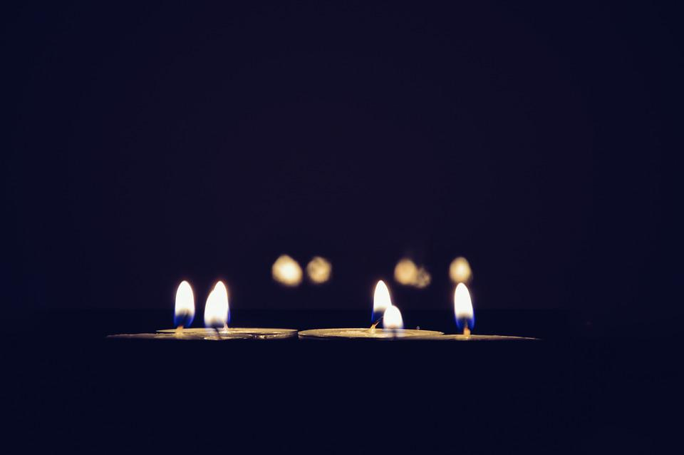 Candles, Flames, Fire, Light, Decoration, Candlelight