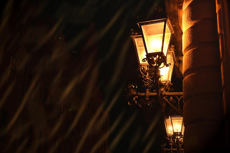 Light, Lanterns, Lamps, Candlestick, Lighting, Shining