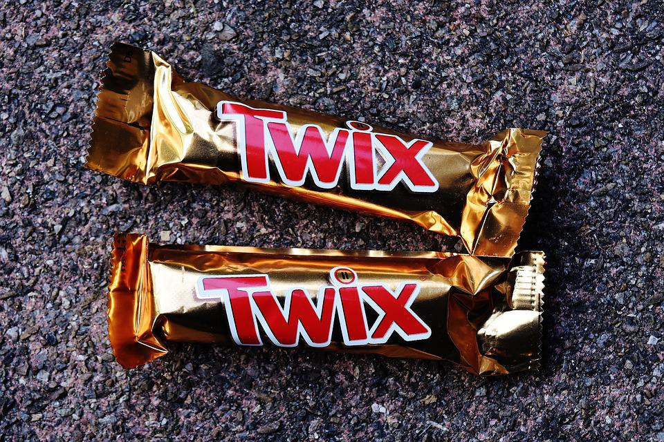 Candy Bar, Sweetness, Chocolate, Twix, Caramel, Sugar