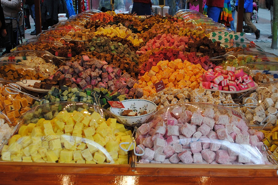 Candy, Colorful, Sweets, Dessert, Food, Confectionery