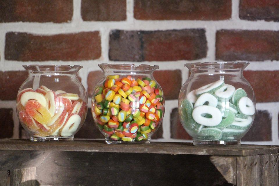 Free photo Candy-bar Deco Snack - Max Pixel