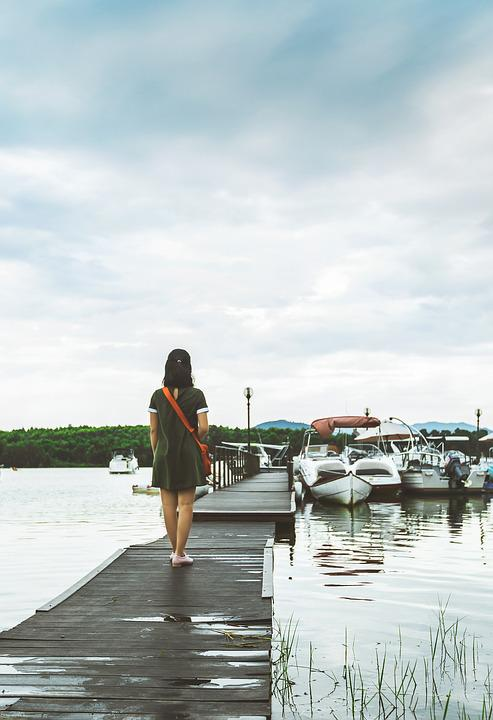 Alone, Girl, Cano, Sad, Vietnam, Daughter, Lonely