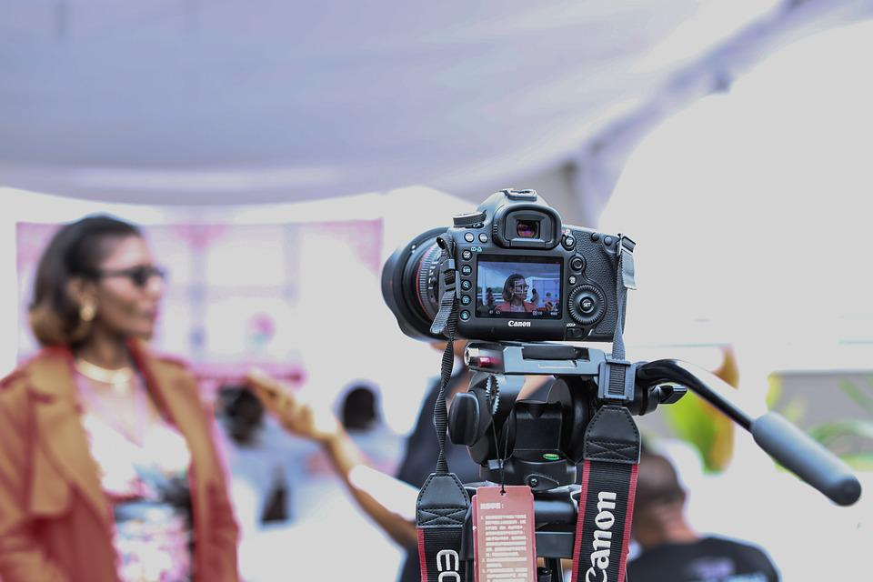 Camera, Camera Equipment, Canon, Interview