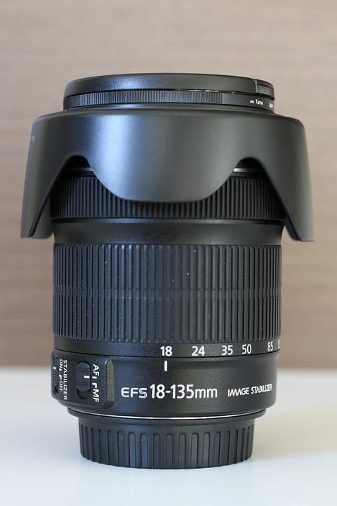 Photography, Canon Lens, Equipment, Lens