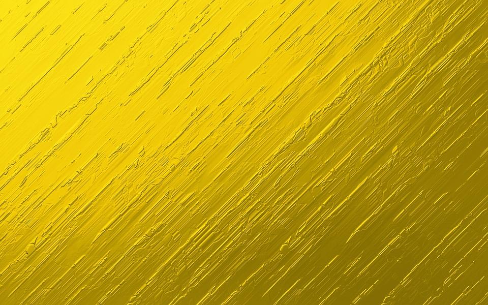 Golden Texture, Rough, Canvas, Golden, Texture, Gold
