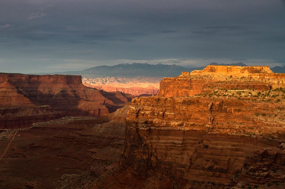 Canyon Lands, Canyon Lands National Park, National Park