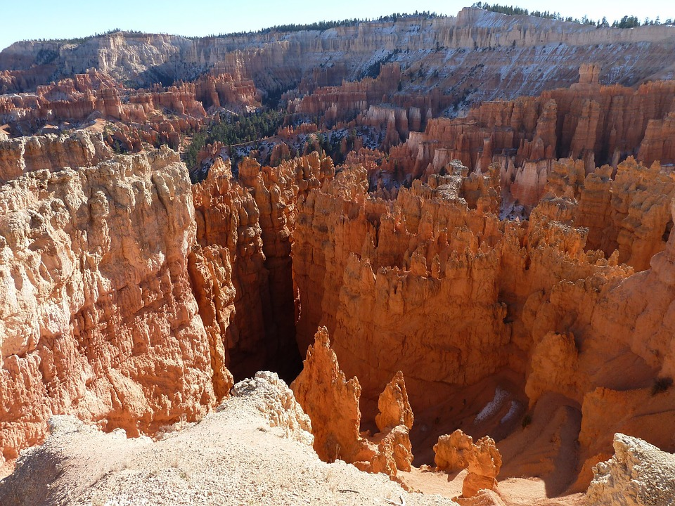 Bryce Canyon, Usa, America, Canyon, Bryce, National