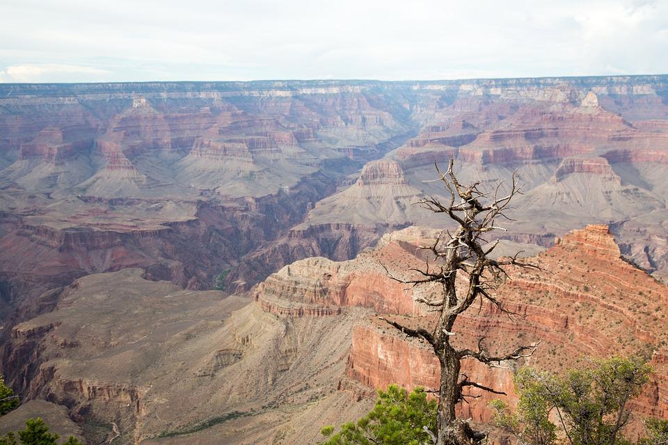 Canyon, Landscape, Nature, Erosion, Geology