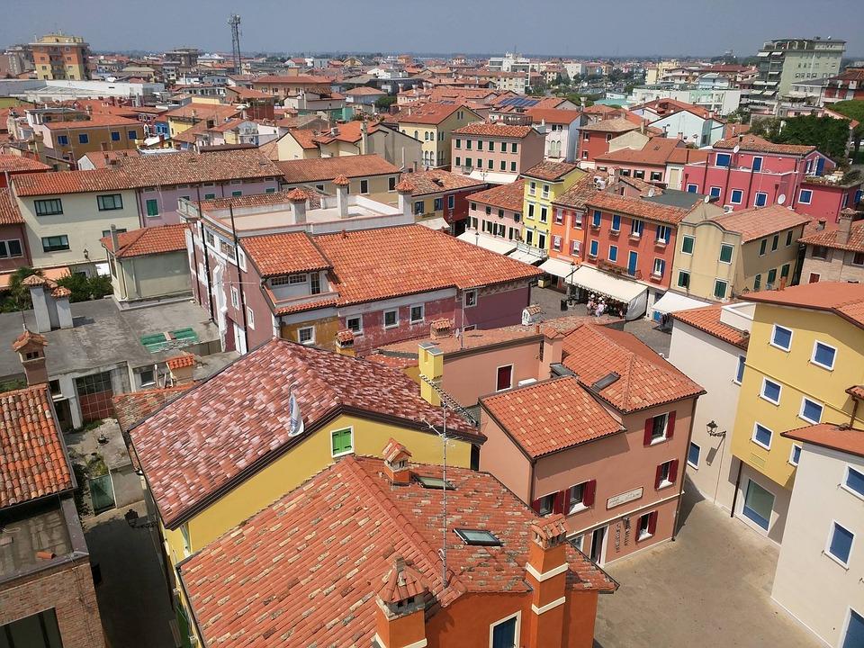 Caorle, Veneto, Century, Holidays, Venice