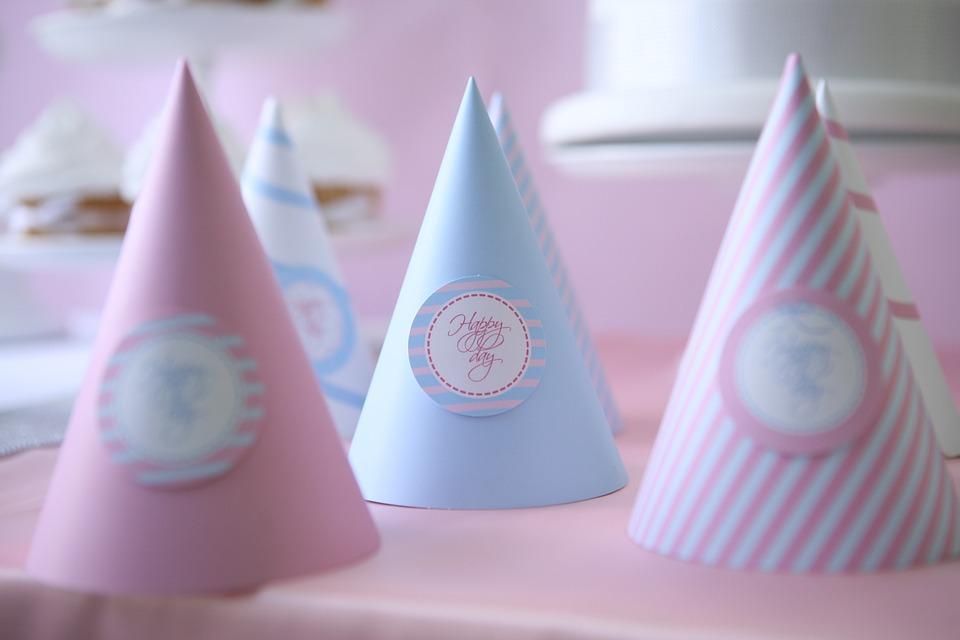 Birthday Party, Cap, Party