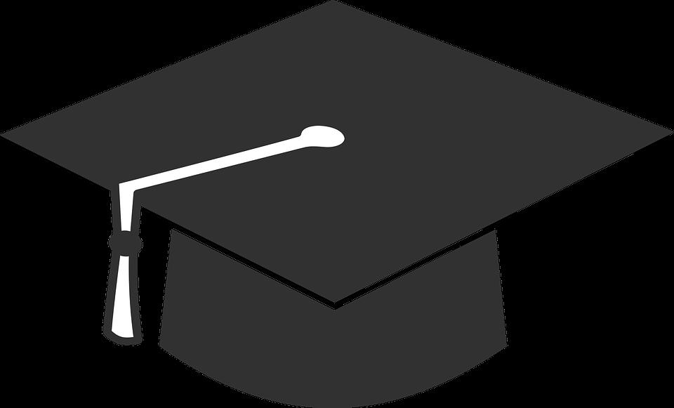 Free photo Cap Graduation Cap School College Graduation - Max Pixel 8458bdfe471