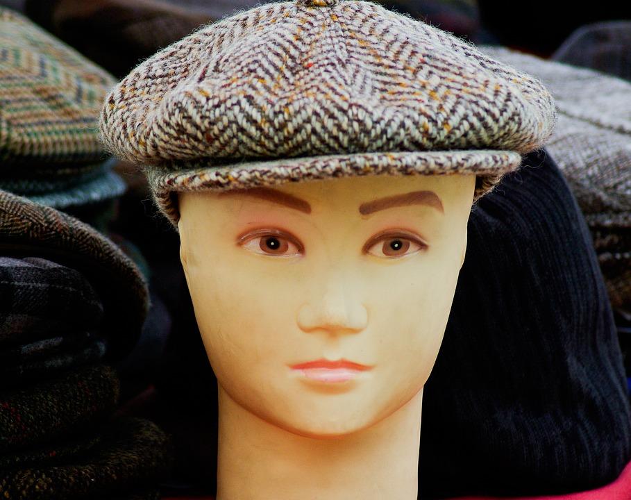 Cap, Man, Hat, Mannequin