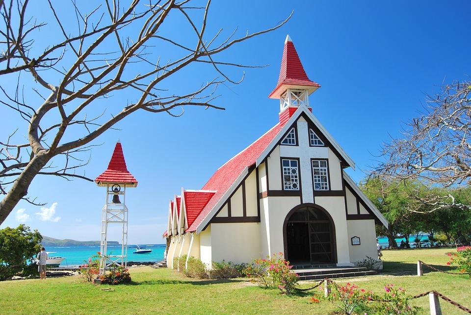Church, Maurice, Cap Malheureux