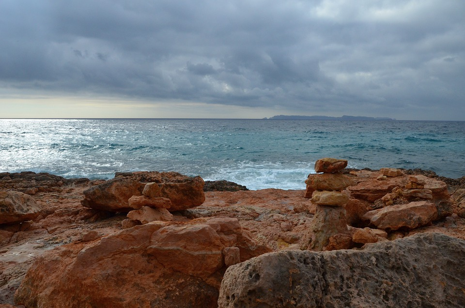 Cap Ses Salines, Mallorca, Cabrera
