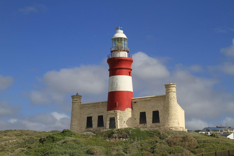 Lighthouse, Cape Agulas, South Africa