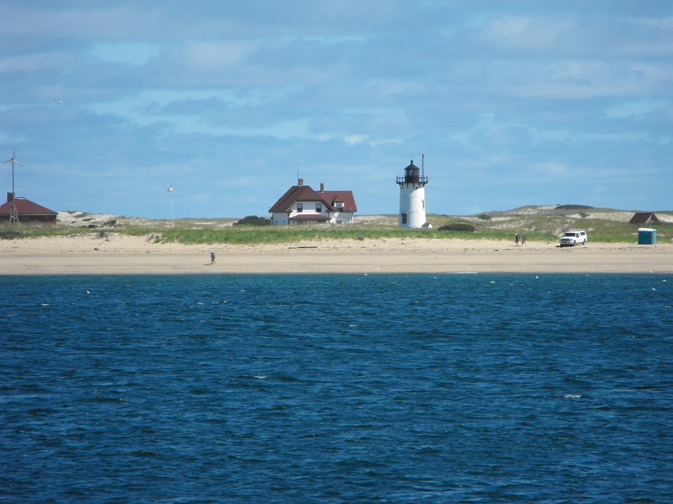 Cape Cod, Ocean, Massachusetts, Beach, Coast, Water