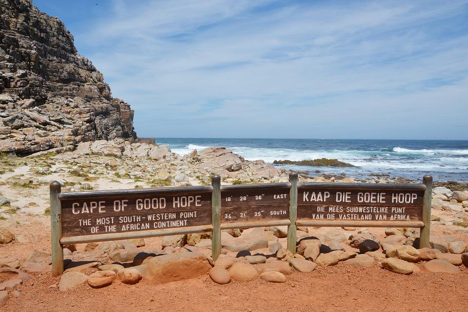 Cape Of Good Hope, South Africa, Cape Point
