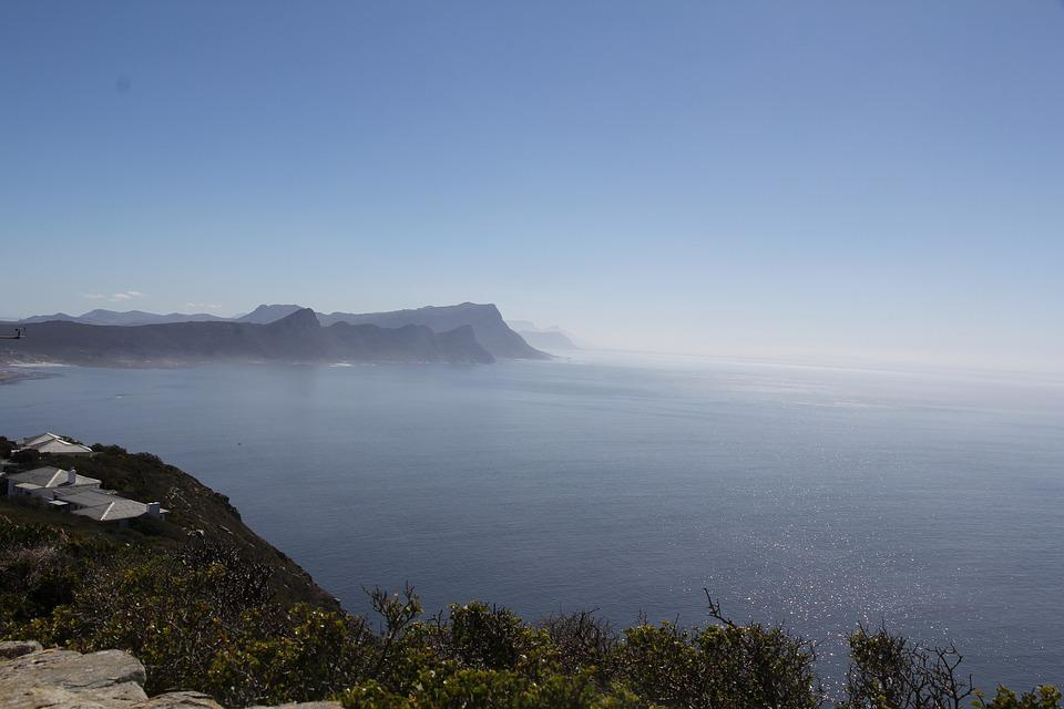 South Africa, Cape Point, Sea, Cape Of Good Hope