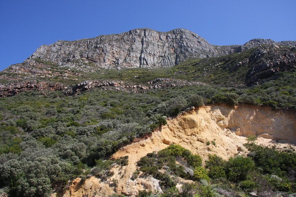 Free Photo Cape Town Table Top Mountain South Africa Tourism Max Pixel - Table top mountain south africa