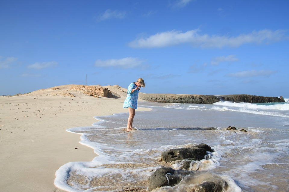 Cape Verde, Boa Vista, Hotel Marine Beach Resort