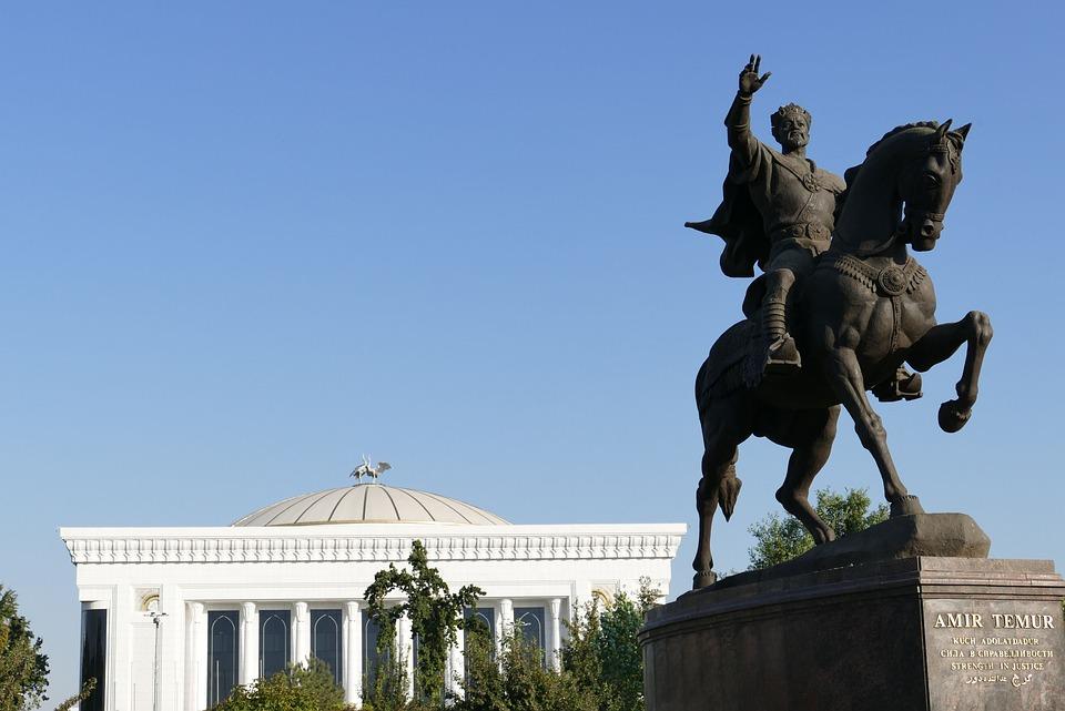 Uzbekistan, Tashkent, Capital, Central Asia, Silk Road