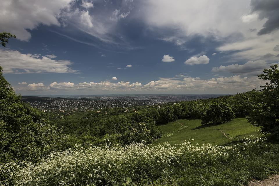 Budapest, Capital, Chill, Chilling, City, Clouds