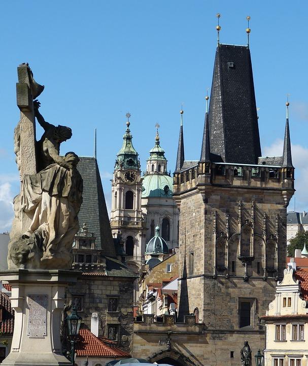 Prague, Czech Republic, Capital, Old Town