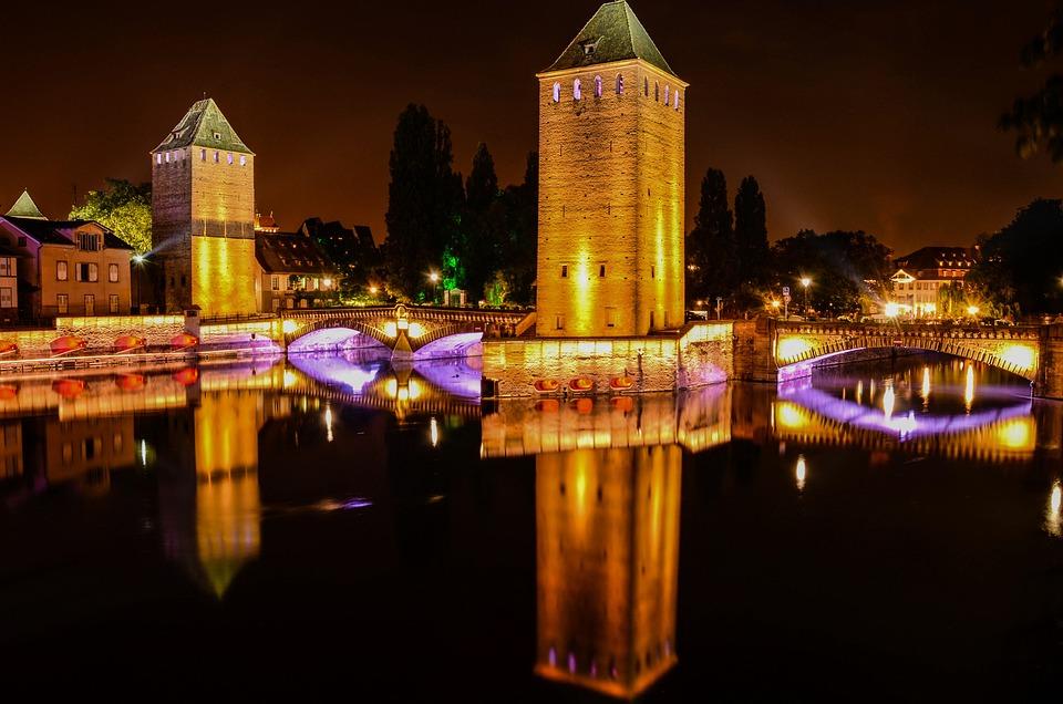 Strasbourg, France, Capital De Noel