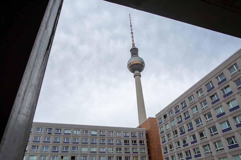 Berlin, Capital, Germany, City, Downtown, Travel