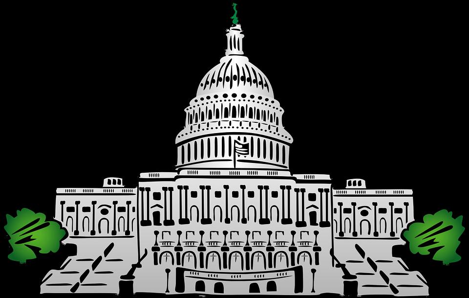 Capitol, Washington, Political, Capital, United, States