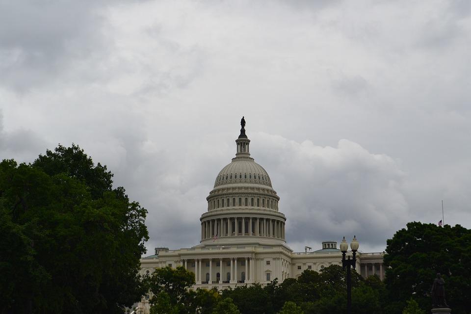 Capitol Building, Congress, Dome