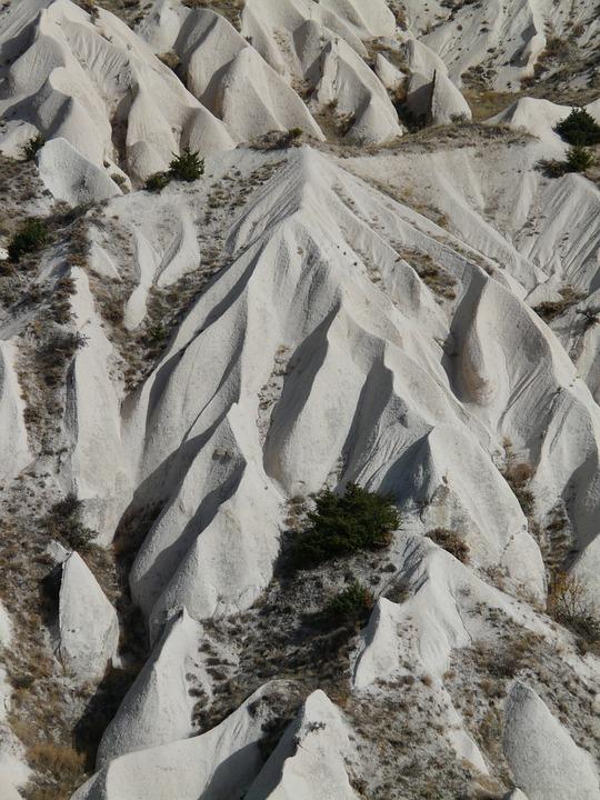 Cappadocia, Landscape, Basalt, Erosion, Nature, Rock