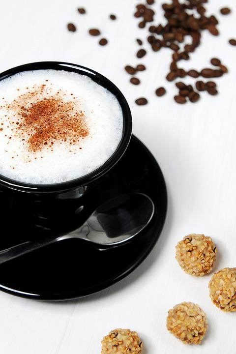 Cappuccino, Coffee Break, Break, Coffee, Workplace
